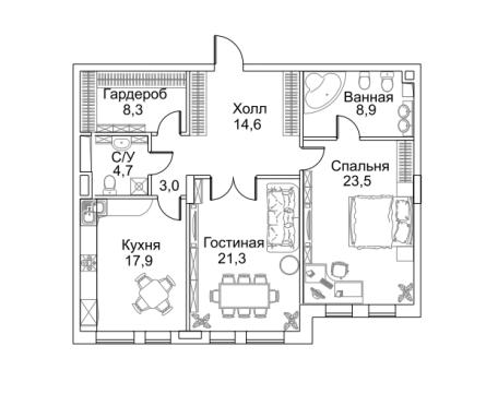 ЖК Barrin House (Баррин Хаус)
